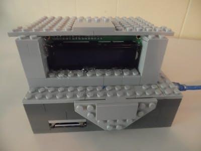 Desktop SD Card Scanner