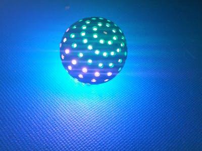 LED Gyro Sphere