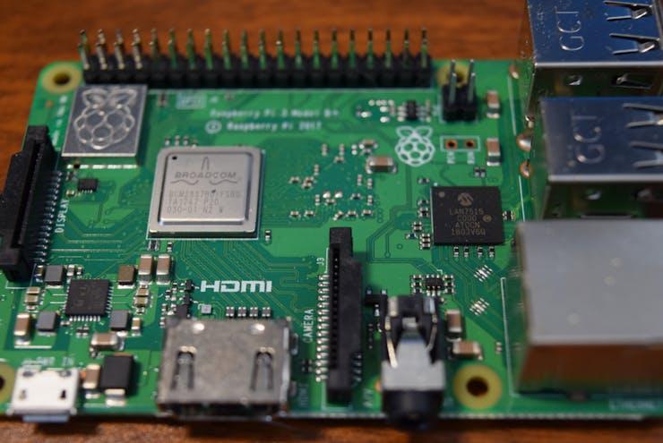 Raspberry Pi Audio Spectrum Display - Hackster io