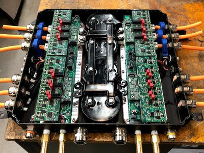 Formula SAE Electric Quad Inverter