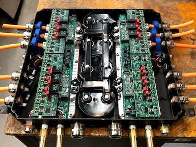 Formula SAE Electric Quad Inverter