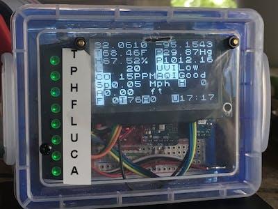An Environmental Monitoring Tool