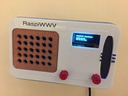 RaspiWWV - Simulated WWV Shortwave Audio Time Broadcast