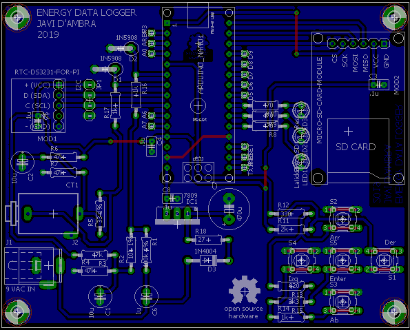 Energy data logger brd 6uusjmacws
