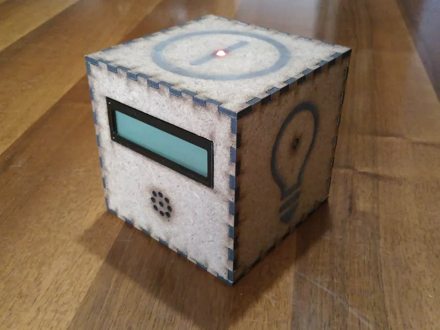 SMART CUBE: A New Way to Control Your Home - Hackster io