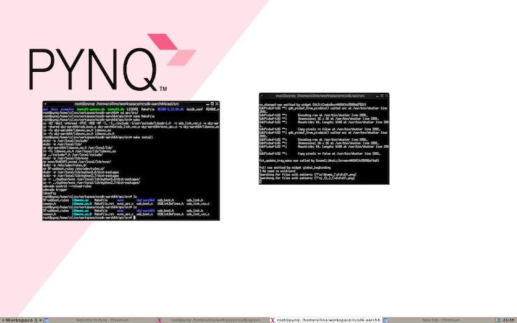 NCSDK on PYNQ