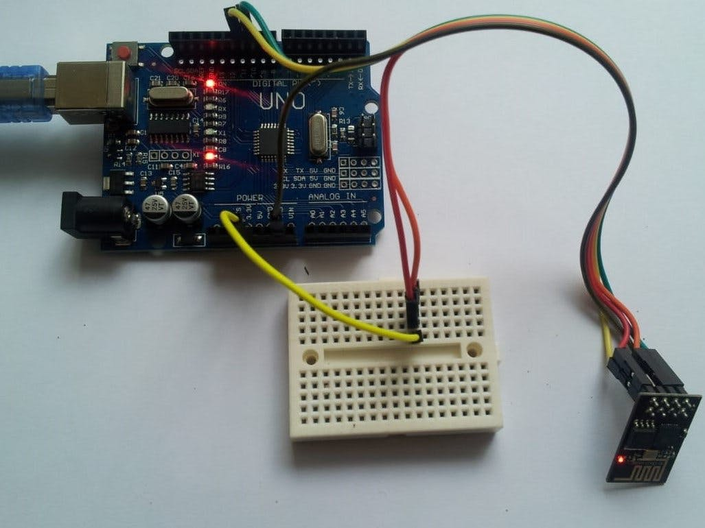 How to Connect Arduino to the IoT Cloud Using ESP8266 WiFi