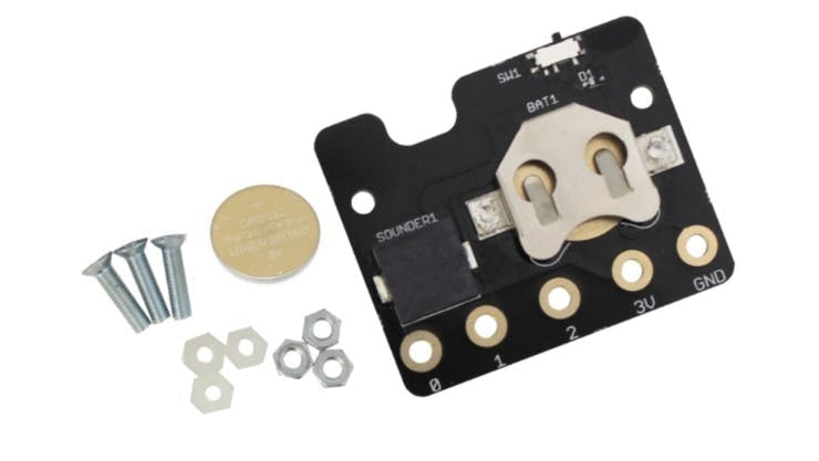 Kitronik MI:Power Board Kit