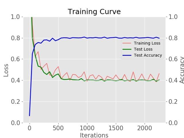 Training Curve