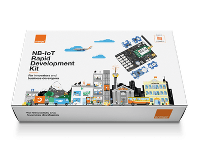 Getting Started with Orange narrow band IoT or NB-IoT