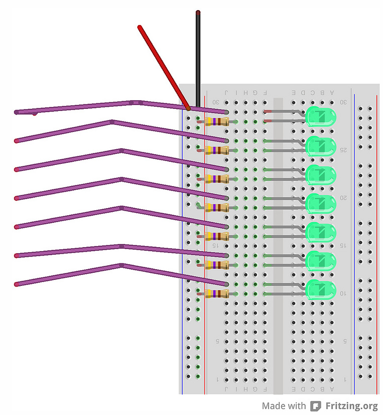 Blinking LEDs with MSP430 and Energia - Hackster io