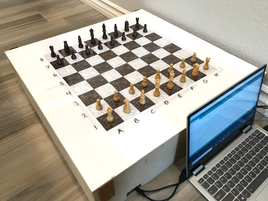 Automated Chess Board