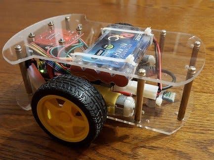 Arduino - Bluetooth Controlled RC Car