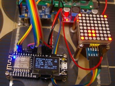 ESP Solar Tracker - Revolutions