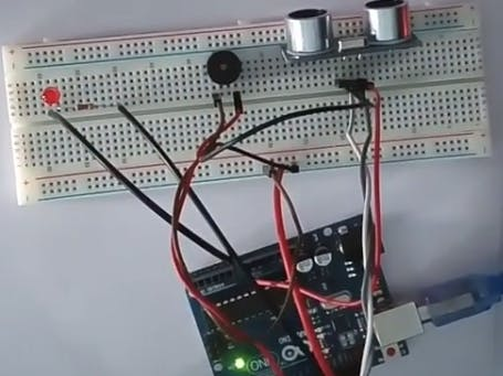 Arduino Security System