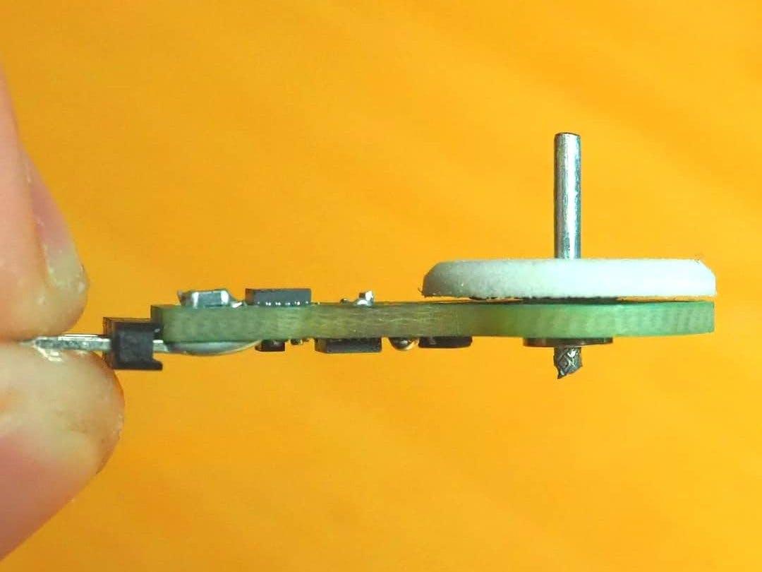 4-Layer PCB Motor