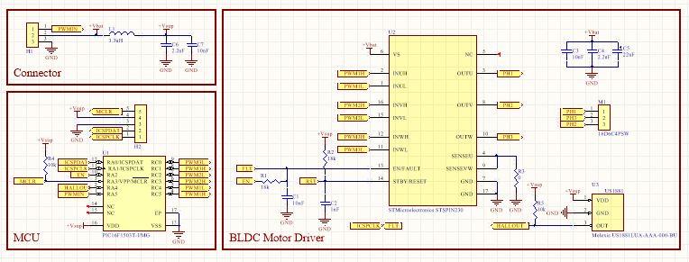 Pcb motor esc schematics yjfnurqebh
