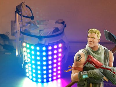Arduino Fortnite Boogie Device