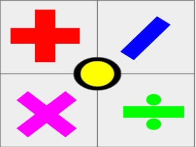 Math Buttons Trivia