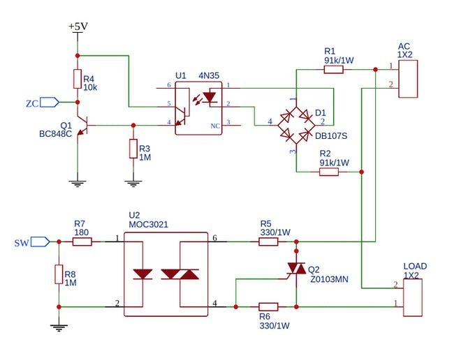 High voltage circuit