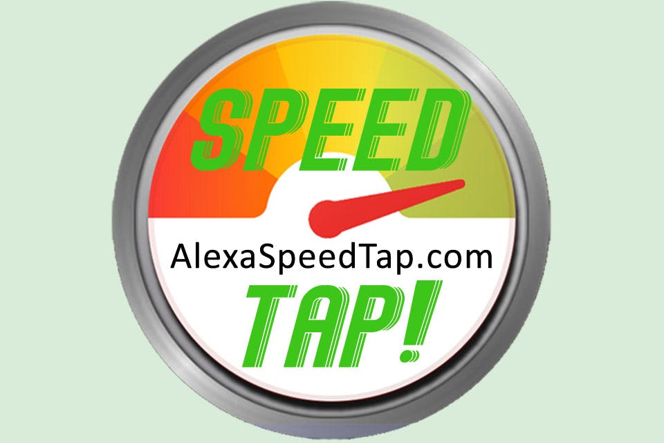 Speed Tap Splash Screen