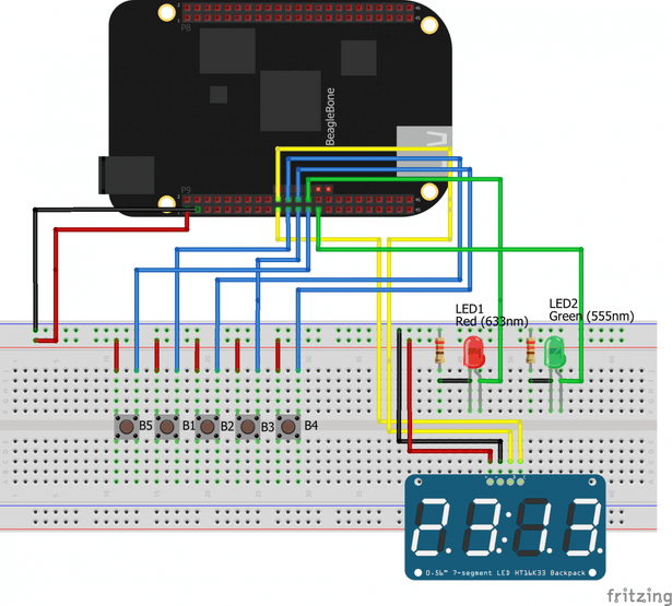 ECE497 Project: Alarm with Remote Speaker - BeagleBoard Projects