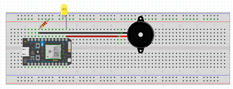 Diagram for buzzer wd6kxv6p2m