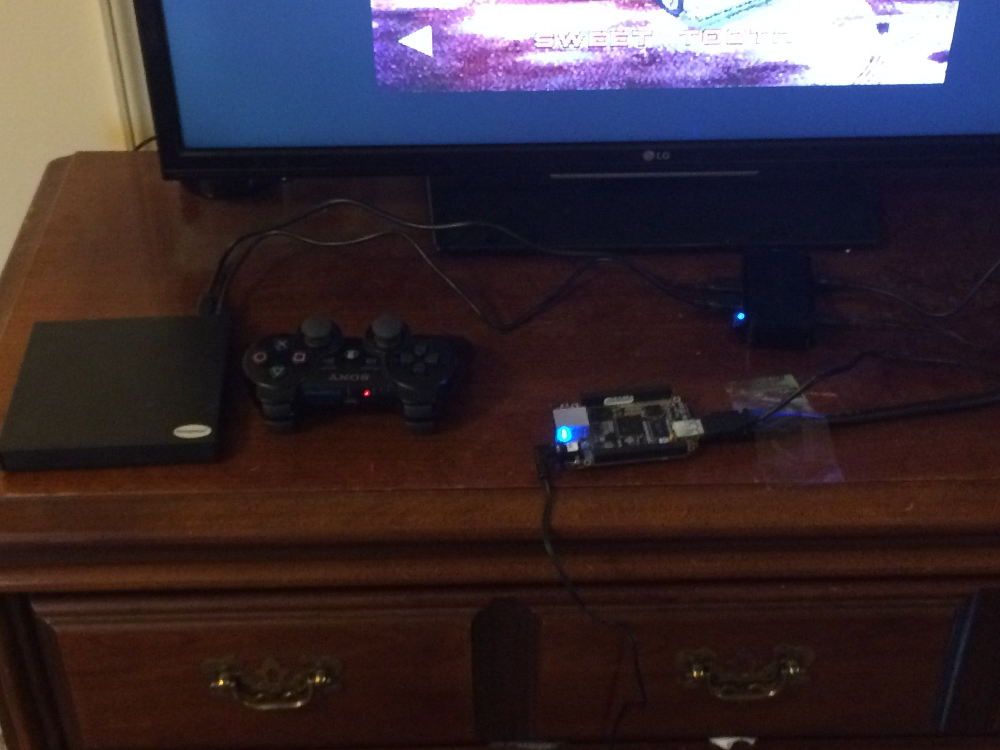 PS1 Emulator Console