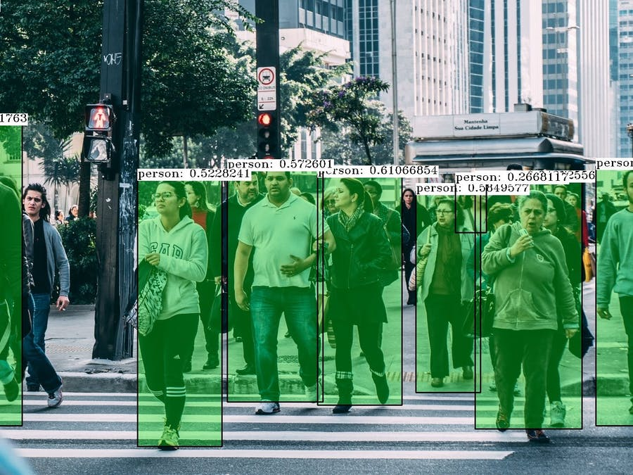 People Detection and Tracking