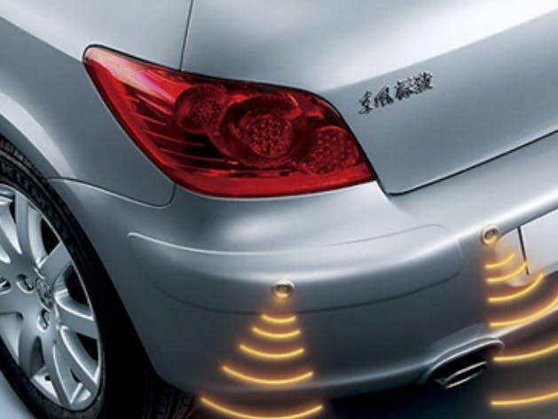 IoT Distance Sensor for Car!