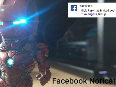 Marvelous Notifications - Iron Man Edition