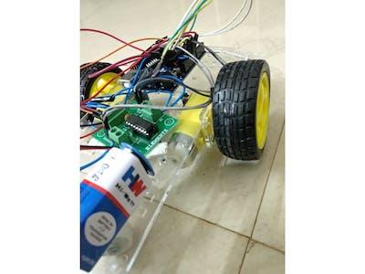 Arduino Bluetooth RC Car