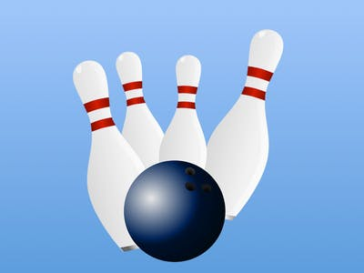 Crash Some Bowling Pins with an Alexa and Echo Buttons