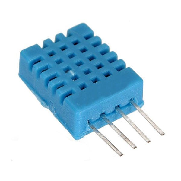 DHT11 Temperature & Humidity Sensor (4 pins)