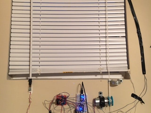 Fully Automated Blinds