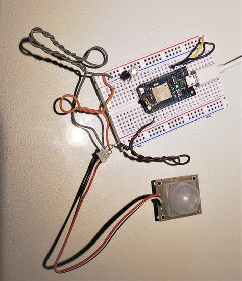Modular Motion Sensing and Surveillance - Hackster io