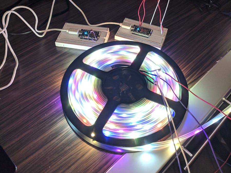 The Party LED Night Light