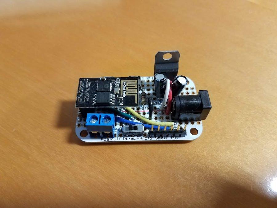 Alexa Trigger ESP8266 - Hackster io