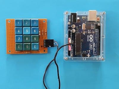20 keypad Projects - Arduino Project Hub