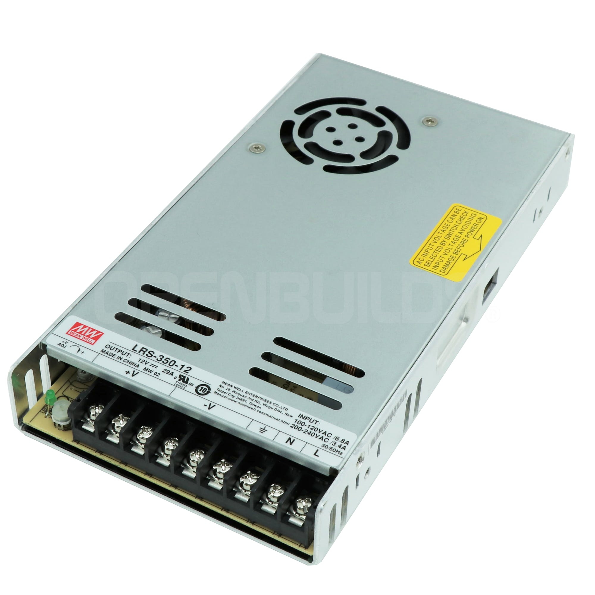 12V/29A Power Supply
