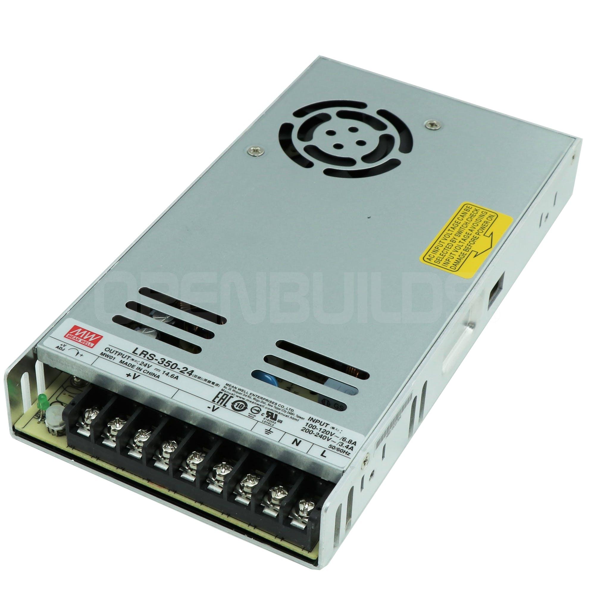 24V/14.6A Power Supply