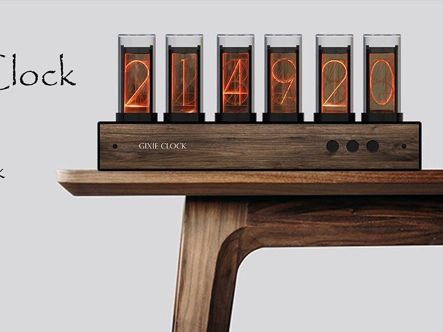 Gixie Clock