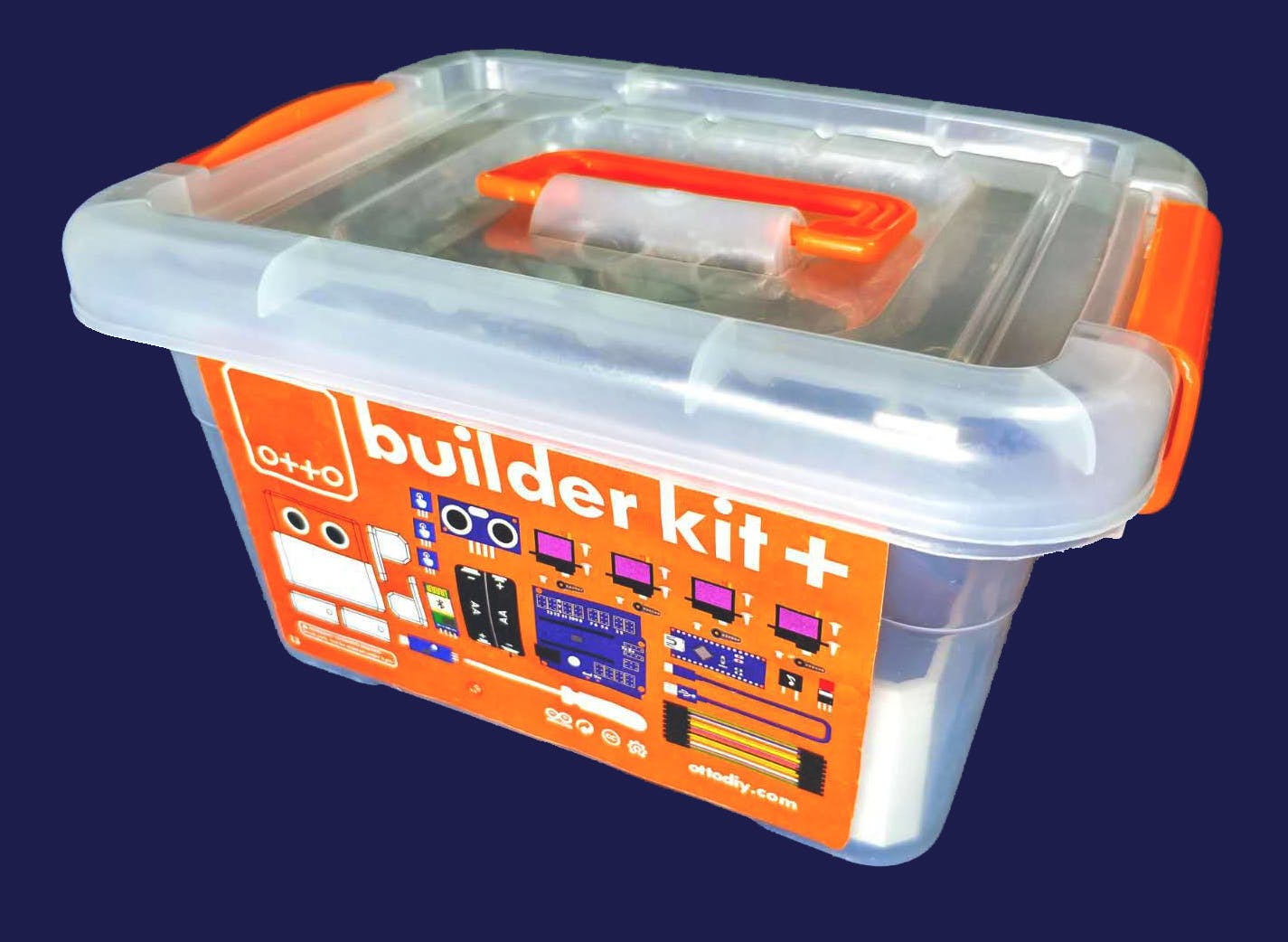OttoDIY+ builder kit