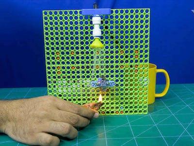 Smoke Detecting System Using Arduino