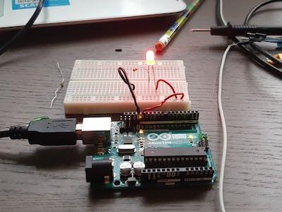 Arduino Blinking LED
