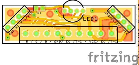 Front Sensor Board
