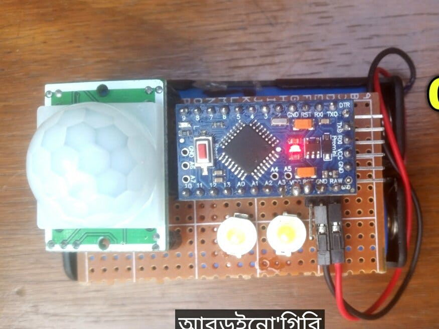 Gesture / Motion Controlled Automatic Appliances