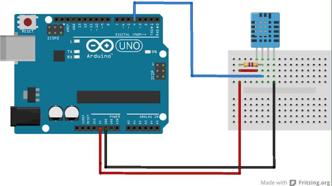 Using Dht11 Arduino Project Hub