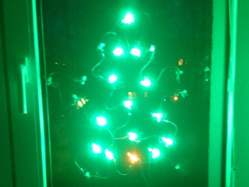 Elbanquos Christmas Light