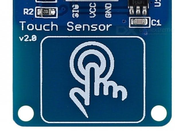 How to Use a Touch Sensor